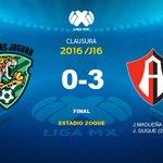 #RÉCORDfm presenta el final del partido entre Chiapas y Atlas https://t.co/iWPfp6lnHj https://t.co/vXgusM2xDd