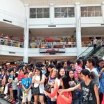 HAPPENING NOW AT GLORIETTA ACTIVITY CENTER. #ALDUBKiligSaSweetDay ctto https://t.co/zpv1I2cOCY