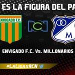 #LaLigaxRCN ENV 2-0 MIL 82 ⚽️ Opina con #LaLigaxRCN ¿Cuál es la figura del partido? ¡Los Leemos! https://t.co/uulx3CJHkI