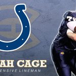 BREAKING: Former Blugold OT Isiah Cage to sign with the Indianapolis Colts. Congrats @Isiahcage! #NFLBlugolds https://t.co/wFEvQELTtn