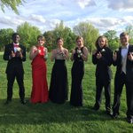 Some of my APGov students! #goodlookingcrew #CHSProm2016 https://t.co/cg2jtMYrkO