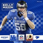 Longsnapper @kmason67 has received a rookie camp invitation from the @Redskins! #NFLCats #WeAreUK https://t.co/GSiRNoF4hP