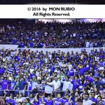The Blue Crowd yesterday!! #OBF ???? © fabilioh https://t.co/IAAllBJ8a9