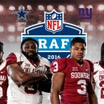 Three more Sooners picked on Final Day of #NFLDraft2016  Release ➡️https://t.co/72wHsJDvS9 https://t.co/FjHn9O8Z14