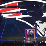 Todays trade w/ Miami marked the #Patriots first draft day trade w/ an AFC East team since 1990 (BUF). #PatsDraft https://t.co/DOX3SEFfCh