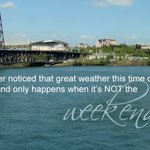 Did you know ... ;-) #weekends #PDX https://t.co/BrLSM0eQv9