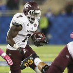 EKU running back and ex-Cat DyShawn Mobley will sign with the Cincinnati Bengals. (via @JimOwczarski) #UDFA #BBN https://t.co/xCS26SRgiH