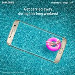 Happy Labour Day! Savour every moment of the long weekend and make sure you've got it all on camera. #myGalaxyS7 https://t.co/lXlZbz4uJY