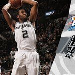 12 minutes in & were shooting 82% from the field. #GoSpursGo https://t.co/krgJUFBCAg