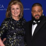 .@djkhaled is Arianna Huffingtons date at the White House Correspondents Dinner https://t.co/5wOhv3MlPc https://t.co/QJjuRMArD0