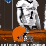 Congrats @_DAlexander1 on singing with @Browns - great fit in the #DawgPound! #OUDNA #NFLDraft2016 https://t.co/YWULghgF2p