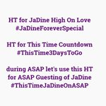 HTs for the day As of now, lets use #JaDineForeverSpecial #ThisTime3DaysToGo https://t.co/TGHEZ9TgA6