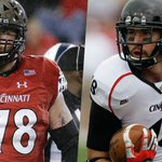 Two former #Bearcats are joining forces in Kansas City.  https://t.co/wvo3q29nNA https://t.co/zifp1NUEdB