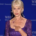 It is certainly the case that Helen Mirren is cool, and that her tribute to @Prince is exceptionally cool. #WHCD2016 https://t.co/ADehULAeEX