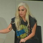 Lady Gaga Message at @Yale Emotion Revolution Summit https://t.co/2hw3EwcjJp @TMZ @TheGRAMMYs @CNN https://t.co/TOmeegswnd
