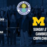 It is a Championship Game Day!!!! We are so excited for todays game. #GoBlue https://t.co/xthTwyvH2l