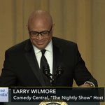 .@larrywilmore speaks at #WHCD - LIVE on C-SPAN https://t.co/HrRHIJ8Jn1 https://t.co/qqdW4TaV7g