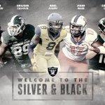 Seven new Raiders.  The 2016 Draft Class: https://t.co/axcOYwqHcQ https://t.co/MNL5Hxa19v