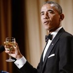 #WHCD: Obama roasts Trump, riffs on Hillary Clinton & Kendall Jenner https://t.co/KwqUAqHSPB https://t.co/3Rq1monwTc
