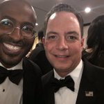 And 1 last red/blue shocker, just 2 keep pissing off folks with no sense of irony. @Reince #NerdProm #WHCD #cnn @cnn https://t.co/O9hYEbTXMi