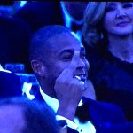 That moment @donlemon flipped off @larrywilmore at #WHCD https://t.co/YwLVbih9NF