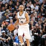.@Spurs shoot over 60% FG, take Game 1 over @okcthunder 124-92. Aldridge/Leonard/Green combined for 81, TP: 12 asts. https://t.co/5QAHliIqCJ