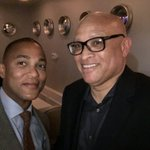 All in good fun. I love @larrywilmore. #WHCD https://t.co/AxrWnr1sBh