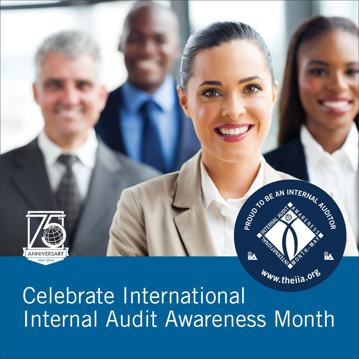 Promote. Drive Awareness. See Our Profession Grow. #IIAMay #internalaudit https://t.co/vYlm4NOUHh https://t.co/Xp8pZI7ih7