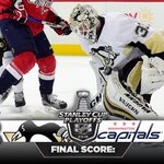 1 down, 3 to go! The #Pens claim victory on the road and take Game 2! https://t.co/0OGx2DMlLd