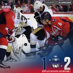 #CapsPens GAME 2 FINAL SCORE powered by @AlarmDotCom : #Caps 1 Pens 2 https://t.co/YDvD32K4l2
