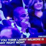 I guess @donlemon doesnt think @larrywilmore is funny. #WHCD #WHCD2016 https://t.co/FFv4Lp8bHr