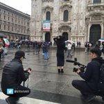 Photoshoot at the Duomo ???? #JaDineForeverSpecial https://t.co/VnJsx94CPd
