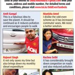 What Delhi says ? They say #OddEvenMastHai   ArvindKejriwal https://t.co/lvcGGNd95w https://t.co/NlHWEfCcul