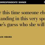 President Obamas full speech from his final White House correspondents' dinner https://t.co/iOEcfLYjmm https://t.co/tRs2UDIc0d