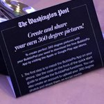 WashPost instructions for taking a picture ... #nerdprom #WHCD https://t.co/yX51ua2xqk