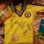 @SouthamptonFC 1976 fa cup memorabilia. #saintsfc #weMarchOn 40th anniversary https://t.co/stV1ltVMv7