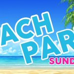 BEACH PARTY!☀️🍔 Follow+RT 4 the chance of free entry tonight! Well let you know if us the lucky ones! #75pdrinks https://t.co/VTAY4fFZjk