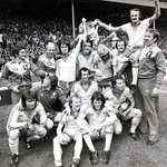 40 years ago today in 1976, Bobby Stokes goal was the difference as Southampton won the FA Cup at Wembley. https://t.co/bIT6VPkxYj