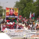 Labor day: Rally of PPP Lahore on 01May to express solidarity with Labourers & Martyrs of #Chicago. #MazdoorKaBhutto https://t.co/l9Ts4k0XMx