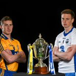 Best of luck to the Waterford hurlers in todays National Hurling League Final versus Clare in Thurles. Up the Deise https://t.co/4lPq9j0WGC