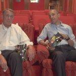 #WHCD: President Obama Considers Post-President Life in Sketch Video https://t.co/lbxx1c1MOL https://t.co/tHopoPgL9Q