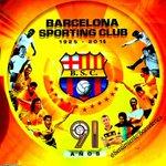 Barcelona Sporting Club en sus 91 Años de Ser Amo y Soberano Ecuatoriano #BSC #BarcelonaSC #91AñosDeGloria https://t.co/S8QziEXvGv