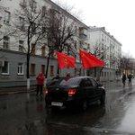 Через пару минут в Ульяновске начинается торжественная демонстрация, посвященная 1 мая. # кпрф https://t.co/53gTQlegcv