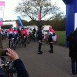 De enige echte GiroToertocht start op #Papendal door @GerrieElfrink en Erik Breukink voor @Girogelderland https://t.co/bC1sfdhkOE