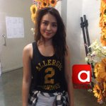 Hataw kung hataw ang ating Queen of Hearts, Kathryn ❤️❤️ #ASAPAtWork https://t.co/ghAXhDbDZ1