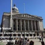 #WestBridgford director 'Great Expectations' first ever play at #Nottingham Council House https://t.co/b8UkYGxhuJ https://t.co/Ng6ntBAkPi