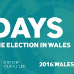 There's four days to go. The election in #Wales is on Thursday 5 May – https://t.co/CavfVqi5rf https://t.co/pTiiEsYxnc