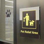 Animals get to use their own bathrooms at JFK airport https://t.co/hv2lk9Pfzd https://t.co/4EW3zYAFqj