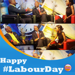 Happy #LabourDay to the #UrbanToday crew, who are on your screens weekdays from 7am! @gaetanokagwa @malaikannyanzi https://t.co/1IvJ0uz5B9