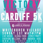 Good luck to everyone running @Cardiff5K today with @Sue_Charles https://t.co/TiATjBOEkr